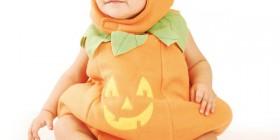 Disfraz de calabaza de Halloween