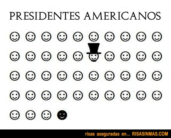 Presidentes americanos