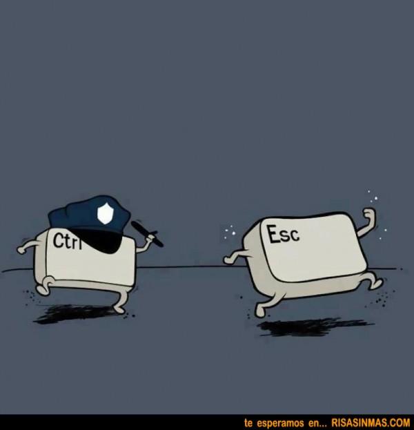CONTROL policial...