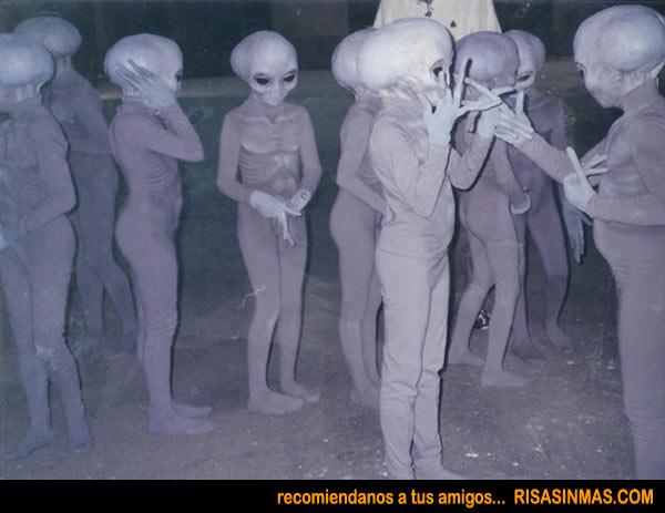 Convención alien