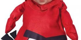 Disfraz bebé Angry Birds