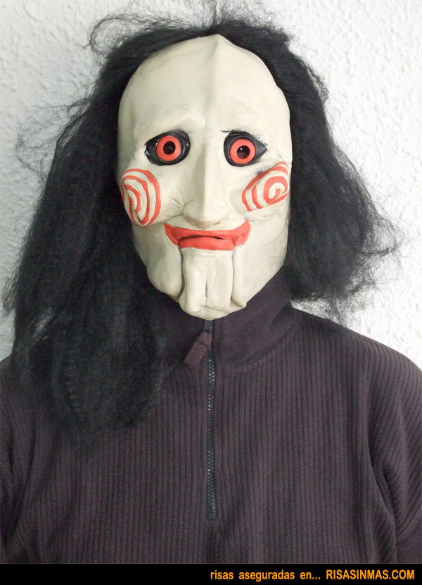 Disfraz Halloween Saw