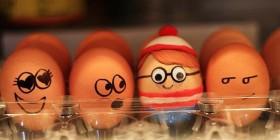 ¿Dónde está Wally? versión huevos