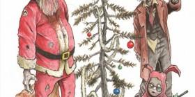 Feliz Navidad The Walking Dead