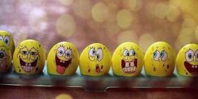 Huevos fans de Bob Esponja