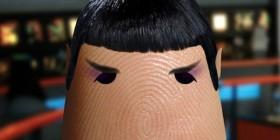 Pulgares célebres: Spock