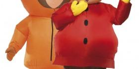 Disfraces originales: Kenny y Cartman