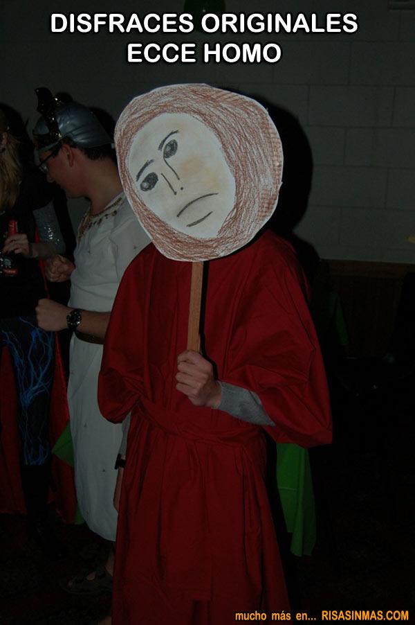 Disfraces originales: Ecce Homo