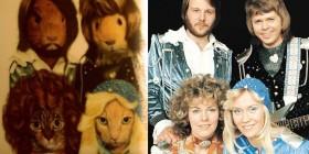 Parecidos razonables: Grupo ABBA
