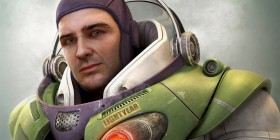 Buzz Lightyear humanizado