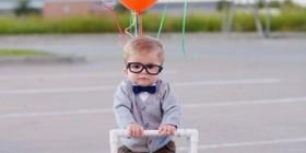 Disfraces de bebé: UP