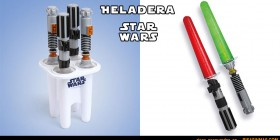 Helados Star Wars