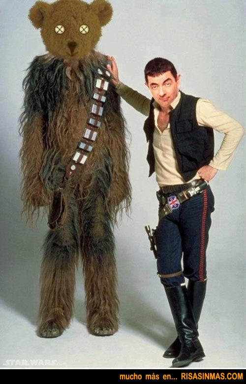 Mr. Bean Solo y Teddybacca
