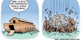 Preparados para la Apocalipsis Maya