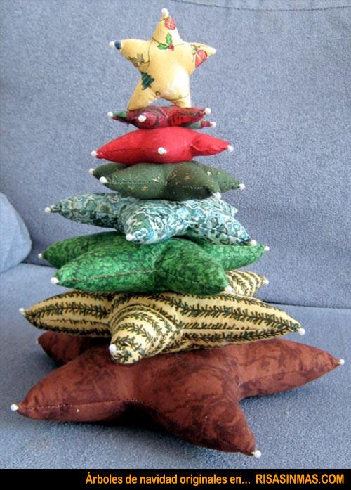 Árboles de navidad originales: Cojines