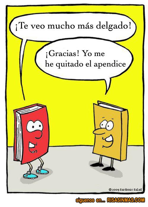 Conversación entre libros