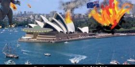 El fin del mundo ha llegado a Australia