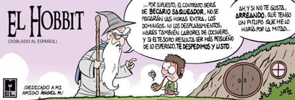 El Hobbit versión española