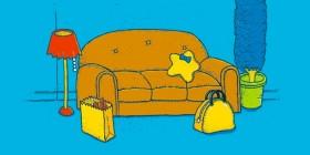 Encuentra a Los Simpson
