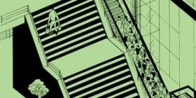 La realidad de las escaleras mecánicas