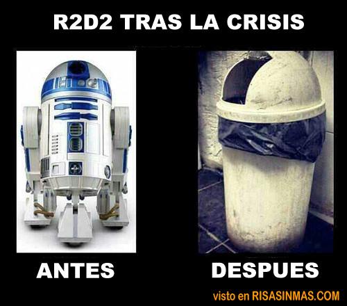 R2D2 tras la crisis