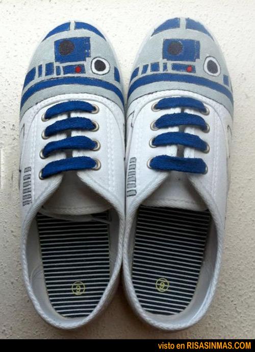 Zapatillas R2D2