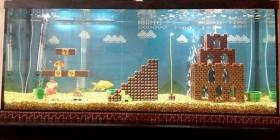 Acuarios originales: Mario Bros