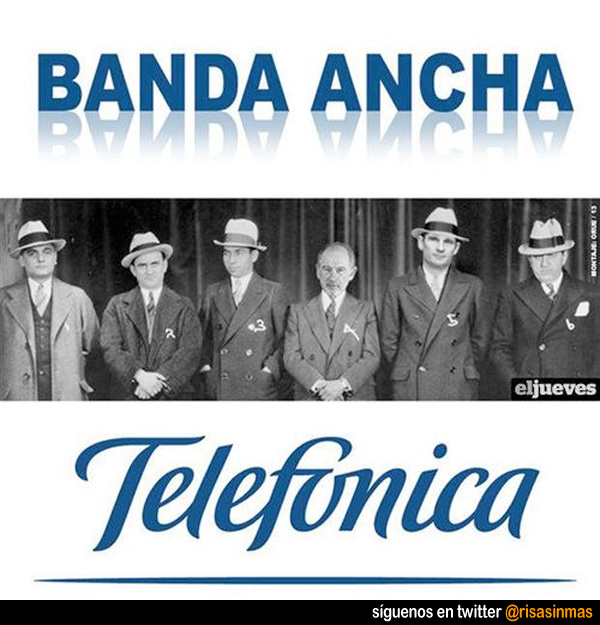Banda ancha de Telefónica