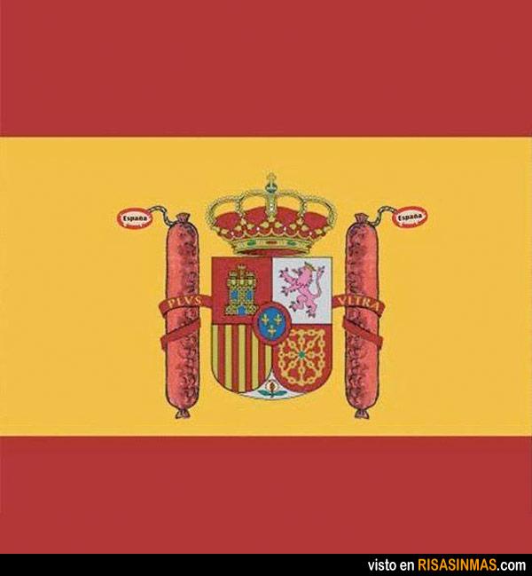 La nueva bandera de España