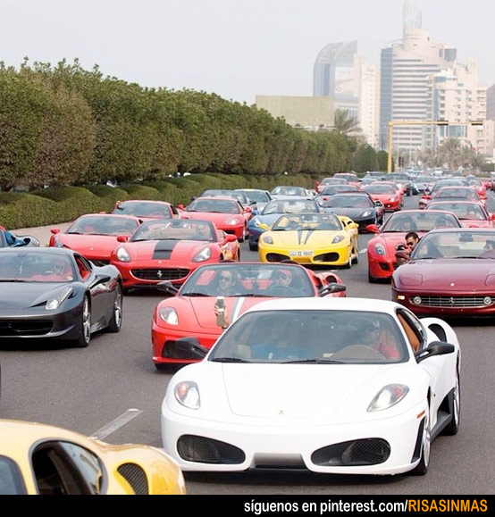 Un día cualquiera en Dubai