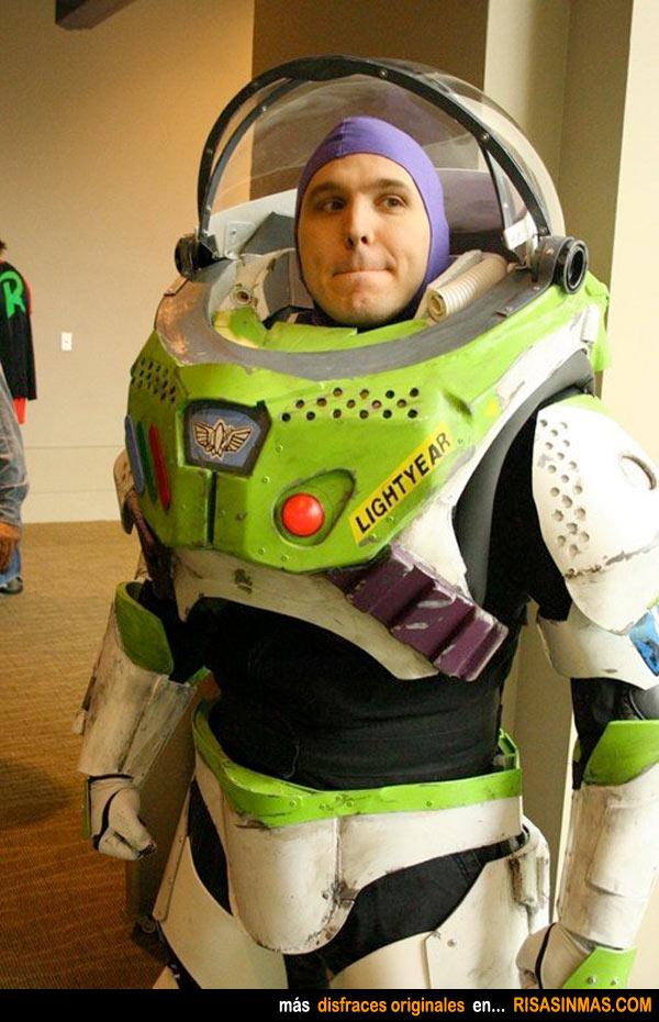 Disfraces originales: Buzz Lightyear