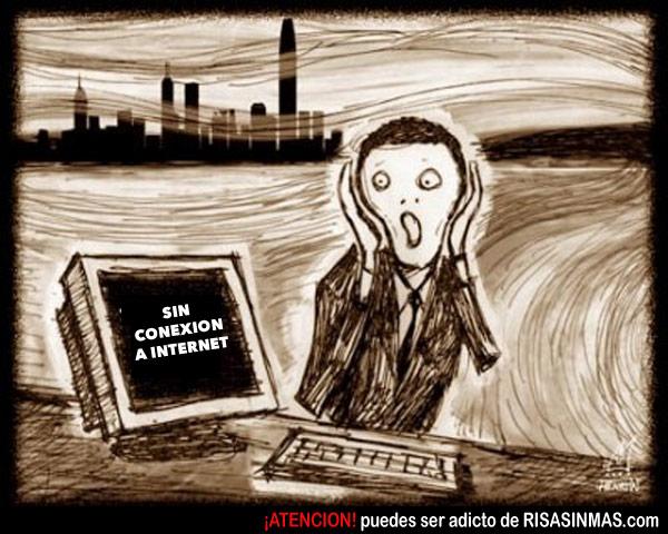 El grito de Munch en 2013
