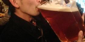 Una cervecita y me voy...