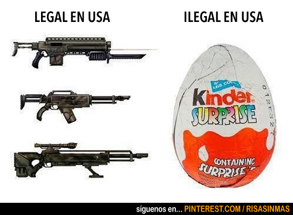 Lega e ilegal en USA