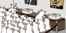 Lobos y corderos. Así somos
