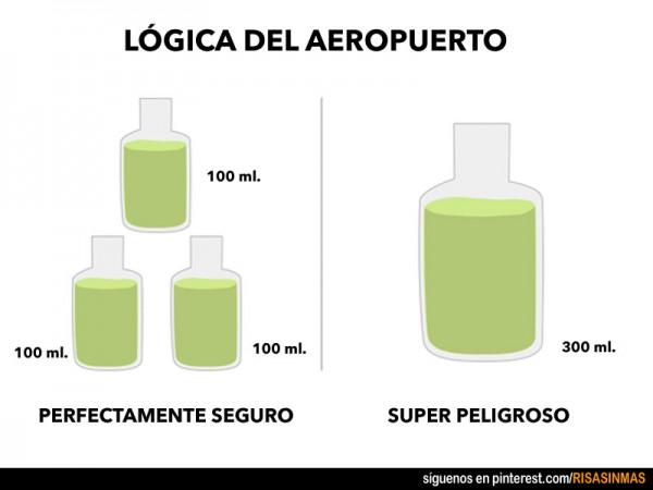La lógica del aeropuerto