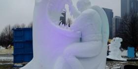 Muñecos de nieve orginales: Batman