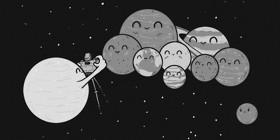 Sistema solar... sin plutón