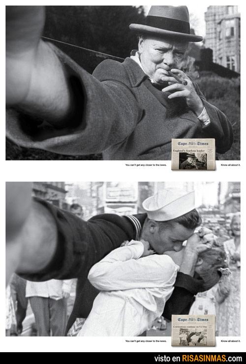 Las primeras fotos de Facebook de la historia