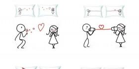 Regalos de San Valentín: Almohadas