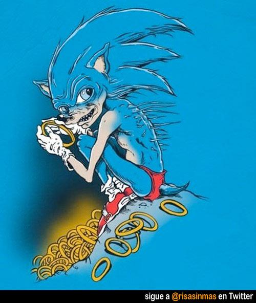 Sonic-Gollum