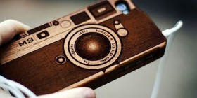 Fundas originales para iPhone: Leica M9