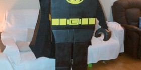Disfraces originales: Batman de Lego