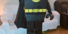 Disfraces originales: Batman de Lego