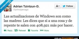 Windows y las madres
