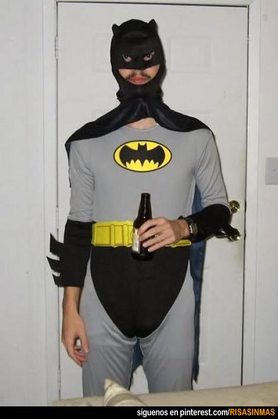 Cosplay: Batman