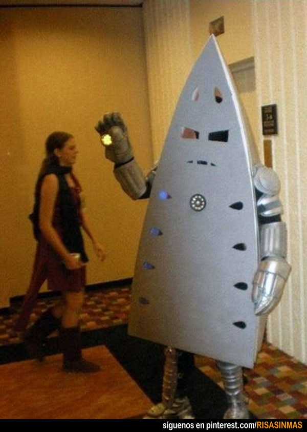 Cosplay: Ironman