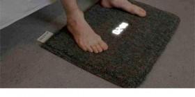 Despertador alfombra
