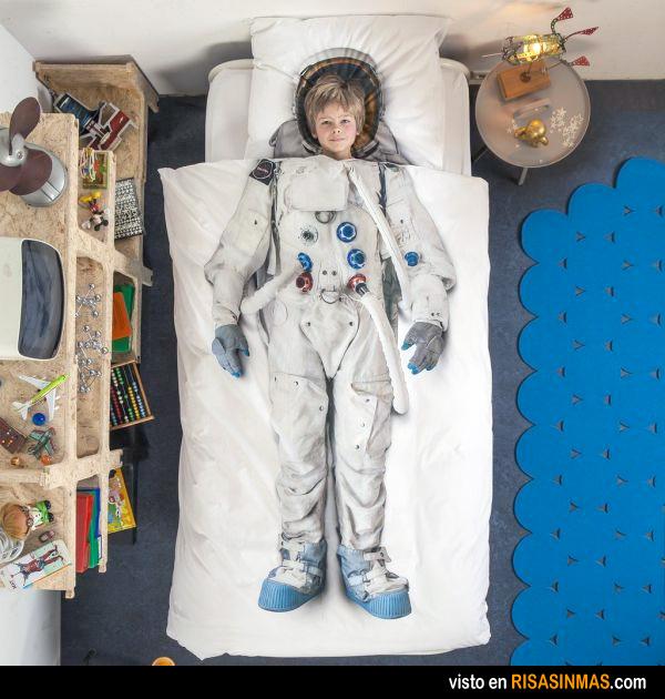 El edredón y almohada que querrá tu hijo