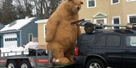 El oso de peluche más grande del mundo